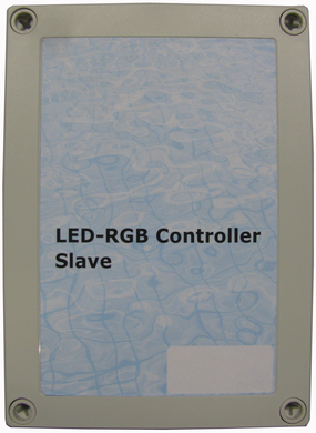 Controller for LED Spots RGB